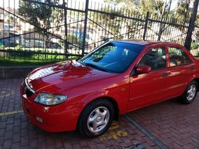 Mazda Allegro 2003 Rojo