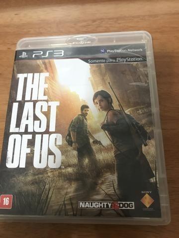 Jogo The Last Of Us Ps3 Português Fisica Barato Play 3