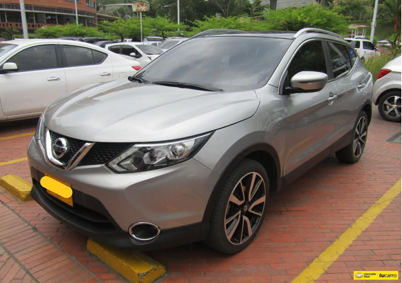 Nissan Qashqai Exclusive 2.0 4wd At