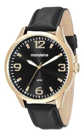 Relógio Mondaine Masculino Grande 76667gpmvdh2