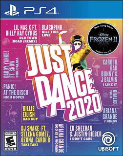 ..:: Just Dance 2020 ::.. Para Play Station 4 Envio Hoy
