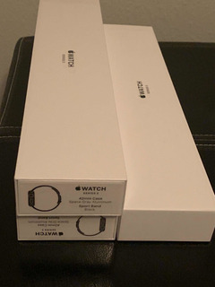 Apple Watch Serie 3 - 42mm Nuevo