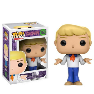 Funko Pop Animation: Scooby Doo-fred Fun-a-9428