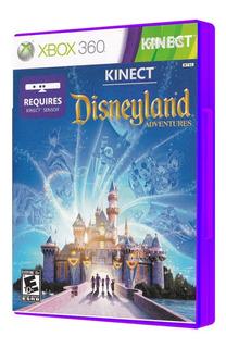 Disneyland Adventures Xbox 360 En Igamers