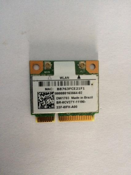 Mini Pci Wireless Original Dell Inspiron 14z 5423 Dw1703