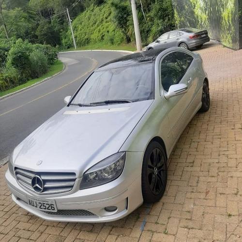 Mercedes-benz Classe Clc 2011 1.8 Kompressor 2p