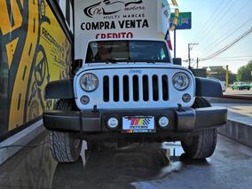 Jeep Wrangler 3.6 3p Sport Man 4x4 At 2014