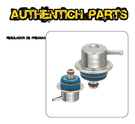 Regulador De Pressão Fiat Palio 1.6 16v 96 À 03