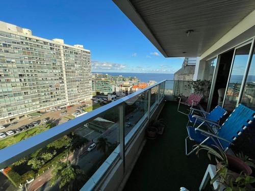 Venta Apartamento Pocitos Nuevo 3 Dormitorios/2 Gjes