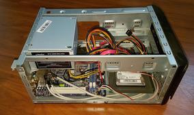 Computador Itx Atom D525 + 4gb Ddr3 + Hd 500gb