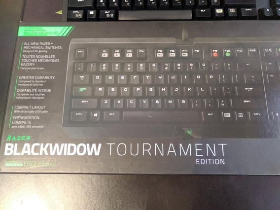 Teclado Mecanico Razer Blackwidow Tournament