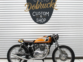 Honda Cb 360 Customizada Cafe Racer