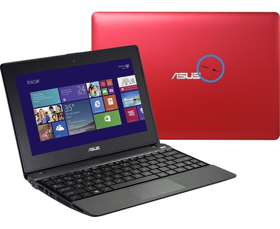 Notebook Asus R102ba Amd A4-1200 2gb 320gb Win 10