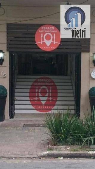 Loja Para Alugar, 400 M² Por R$ 19.900/mês - Pinheiros - São Paulo/sp - Lo0032