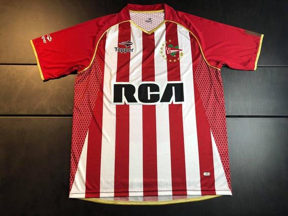 Camisa Estudiantes 2010-2011 Home Tam Xl (75x60) Ótimo
