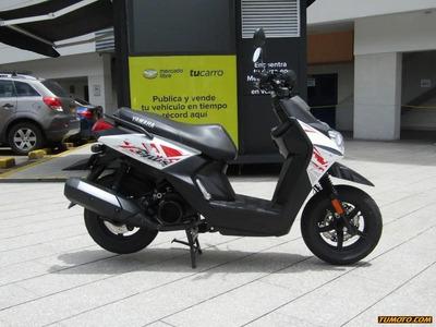 Yamaha Bws Fi At 125