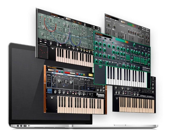 Roland Vs Instruments Bundle Vst- Aax 64 Win 64 Online!