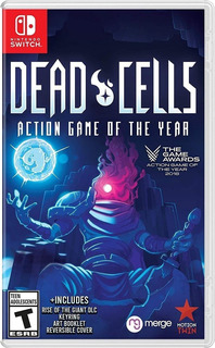 Dead Cells Action Game Of The Year - Juego Físico Switch