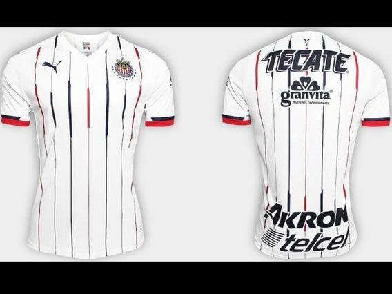 Nova Camisa Chivas Guadalajara 2020