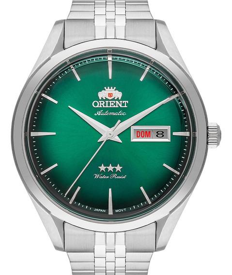 Relógio Orient Masculino F49ss008e1sx