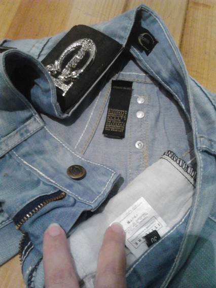 Pantalon De Dama Jeans Mujeres