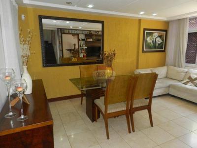 Casa Triplex Praia Da Barra Da Tijuca - Ca0283