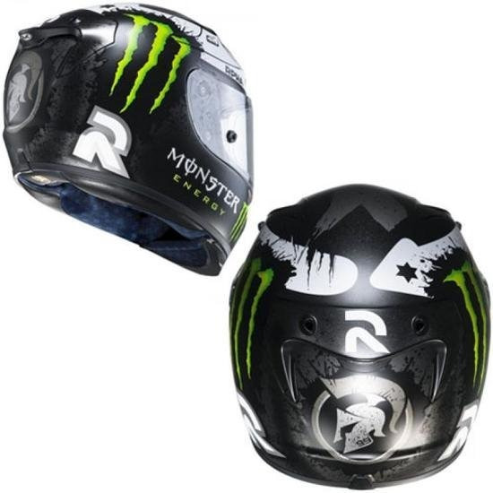 Capacete Hjc Rpha10 Gost Fuera