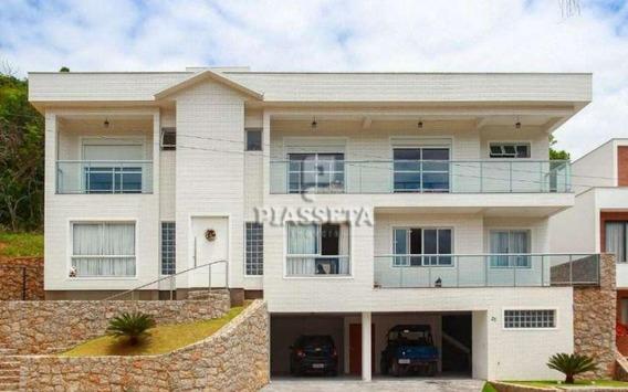 Casa Residencial Para Venda E Locação, Itacorubi, Florianópolis - . - Ca0002