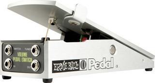Ernie Ball Eb6168 Mono 250k Pedal De Volumen Con Switch