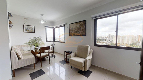Apartamento  Com 3 Dormitório(s) Localizado(a) No Bairro Cambuci Em São Paulo / São Paulo  - 17358:924756