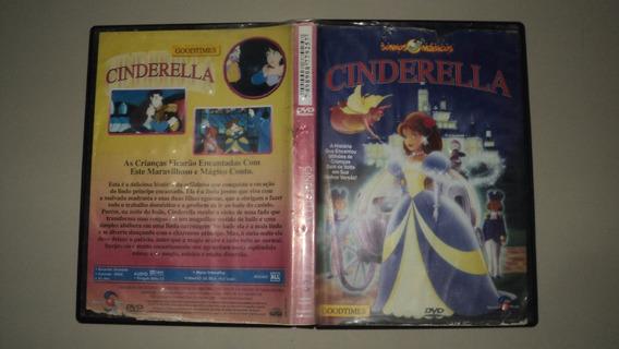 Dvd Original - Cinnderella - Sonhos Magicos F17