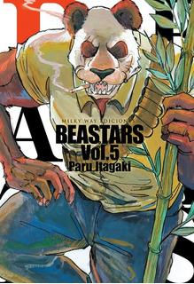 Beastars - Paru Itagaki - Milky Way - Tomos Varios C/u