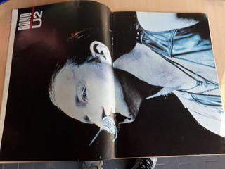 Revista Pelo 348 Queen Bono The Cure Stray Cats Tears 101
