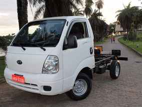 Kia Bongo 2.5 Luxo 4x2 Rd Turbo S/ Carroceria 2p