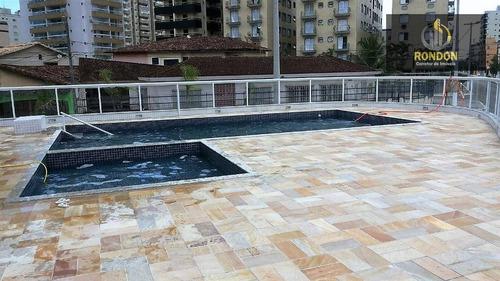 Imagem 1 de 30 de Apartamento Com 2 Dormitórios À Venda, 80 M² Por R$ 320.000 - Caiçara - Praia Grande/sp - Ap0019