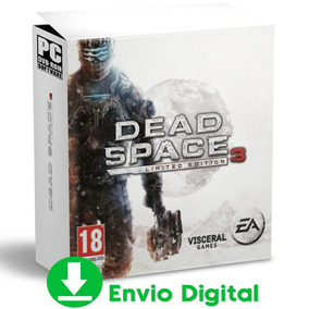 Dead Space 3 Pc Limited Edition 12 Dlc