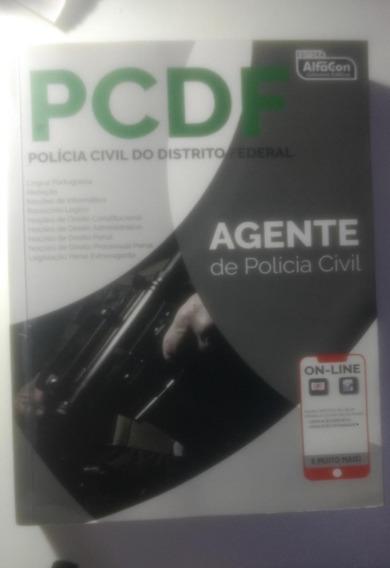 Agente De Polícia - Polícia Civil Do Distrito Federal - Pcdf