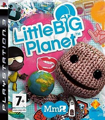 Little Big Planet - Ps3 Mídia Física Lacrado