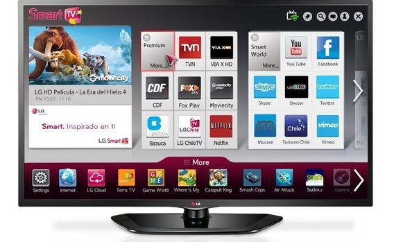 Peças Smart Tv Led Lg 47ln5700