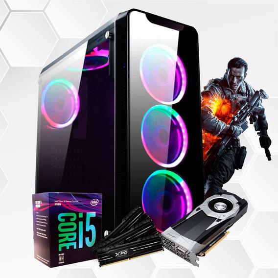 Pc Gamer Intel I5 9400f (geforce Gtx 1060 6gb) Ssd 240 3xfan