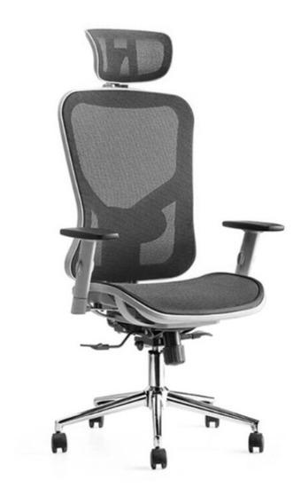 Cadeira Presidente Reclinável Duke - Com Ajuste Lombar