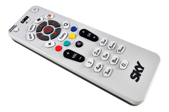 Controle Remoto Sky S14 Tv Livre Pre Pago Kit Com 10 Unid