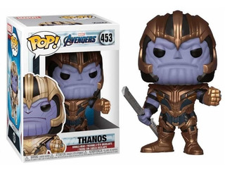 Funko Pop - Thanos - Flash - Avengers - Batman - Hulk - Thor