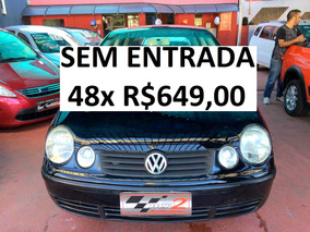 Volkswagen Polo 1.6 Total Flex - Sem Entrada 48x R$649,00