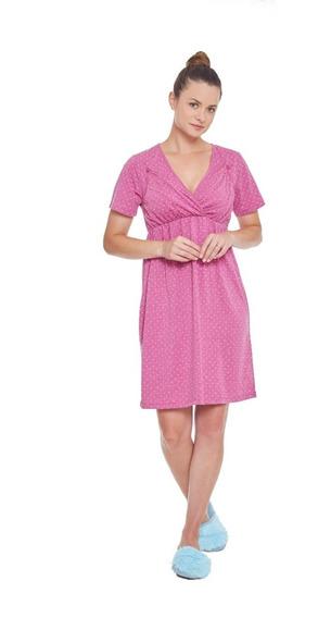 Camisa Maternal Beckil 706 Cotton Extra Fino S-m-l-xl-xxl