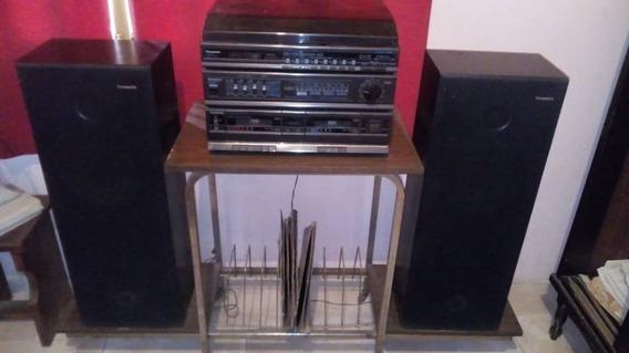 Equipo De Sonido Panasonic Vintage