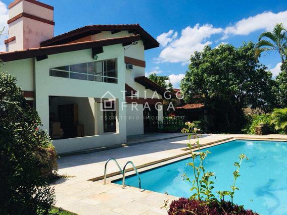 Casa De Condomínio Com 6 Dorms, Condomínio Terras De São José, Itu - R$ 3.8 Mi, Cod: 1116 - V1116