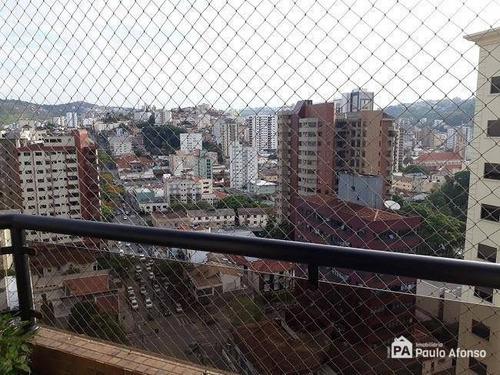 Apartamento Com 3 Dormitórios À Venda, 308 M² Por R$ 1.300.000,00 - Centro - Poços De Caldas/mg - Ap0619