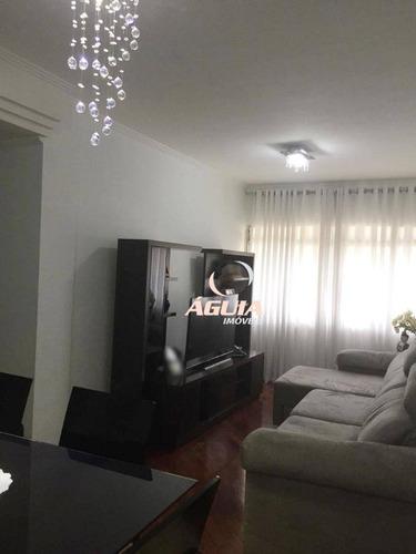 Apartamento Com 3 Dormitórios À Venda, 90 M² Por R$ 360.000 - Vila Baeta Neves - São Bernardo Do Campo/sp - Ap2672