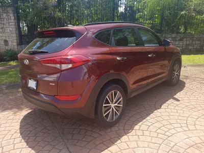 Hyundai Tucson 2016 4wd Automático/shiftronic, 61000 Km